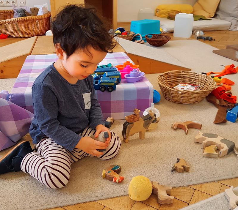 Montessori Kinderhaus Joanelligasse